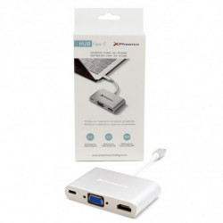 AURICULARES TWS TRUST PRIMO TOUCH BLUETOOTH COLOR  AZUL